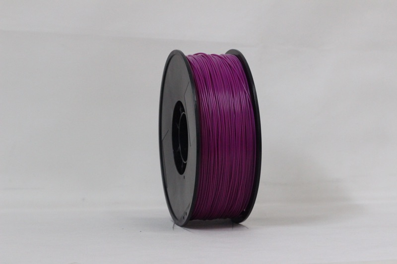 PLA filament, 1.75mm, Purple, 1kg/spool