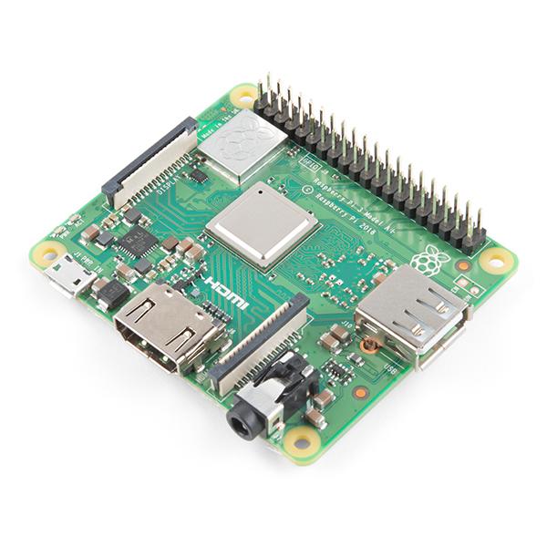 Raspberry Pi 3 A+ #DEV-15139