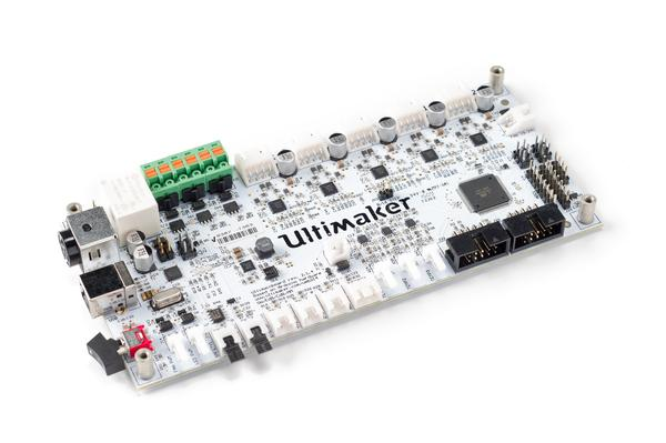 Ultimainboard with 4 stepper drivers