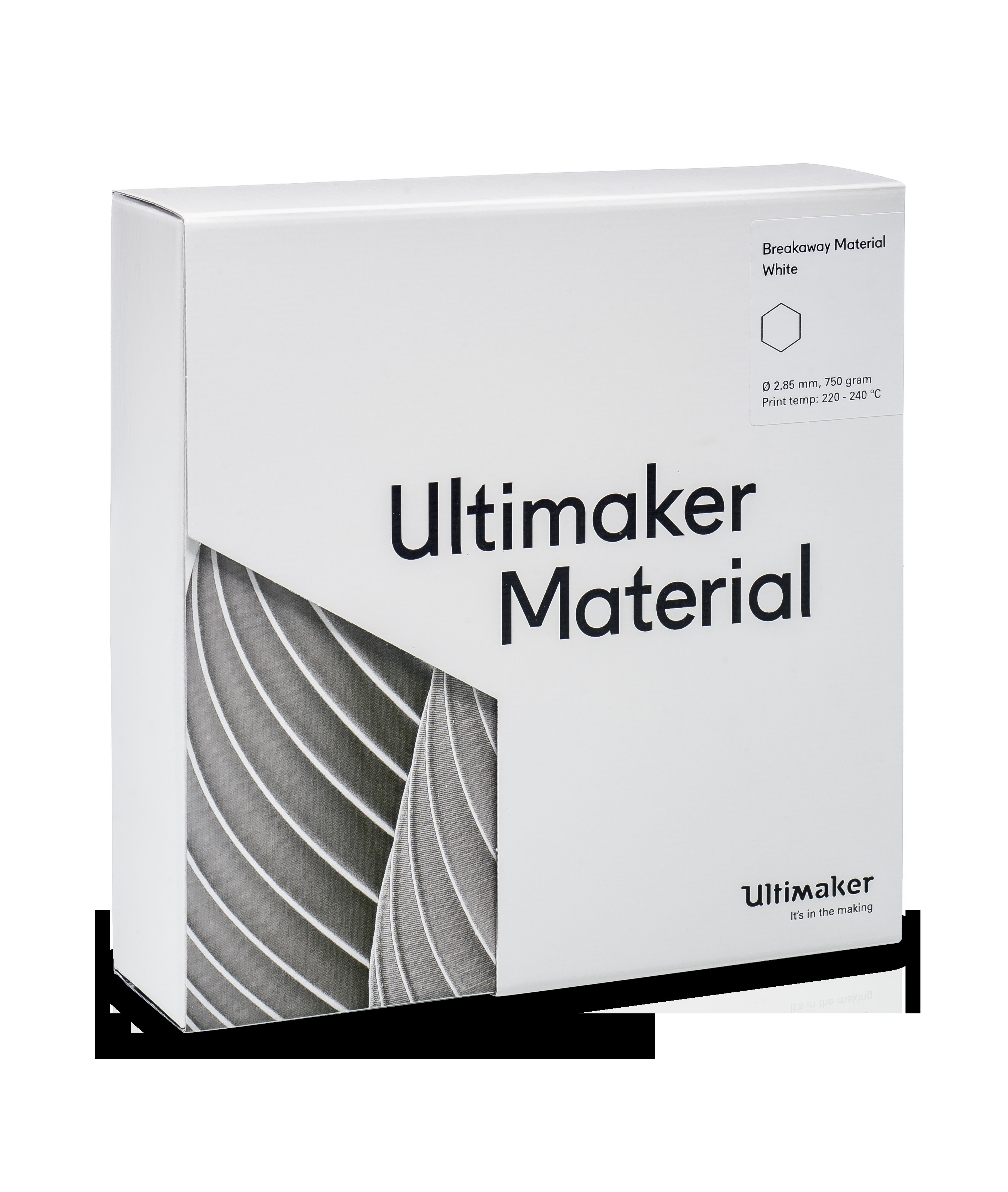 Ultimaker Breakaway Material  750g Spool