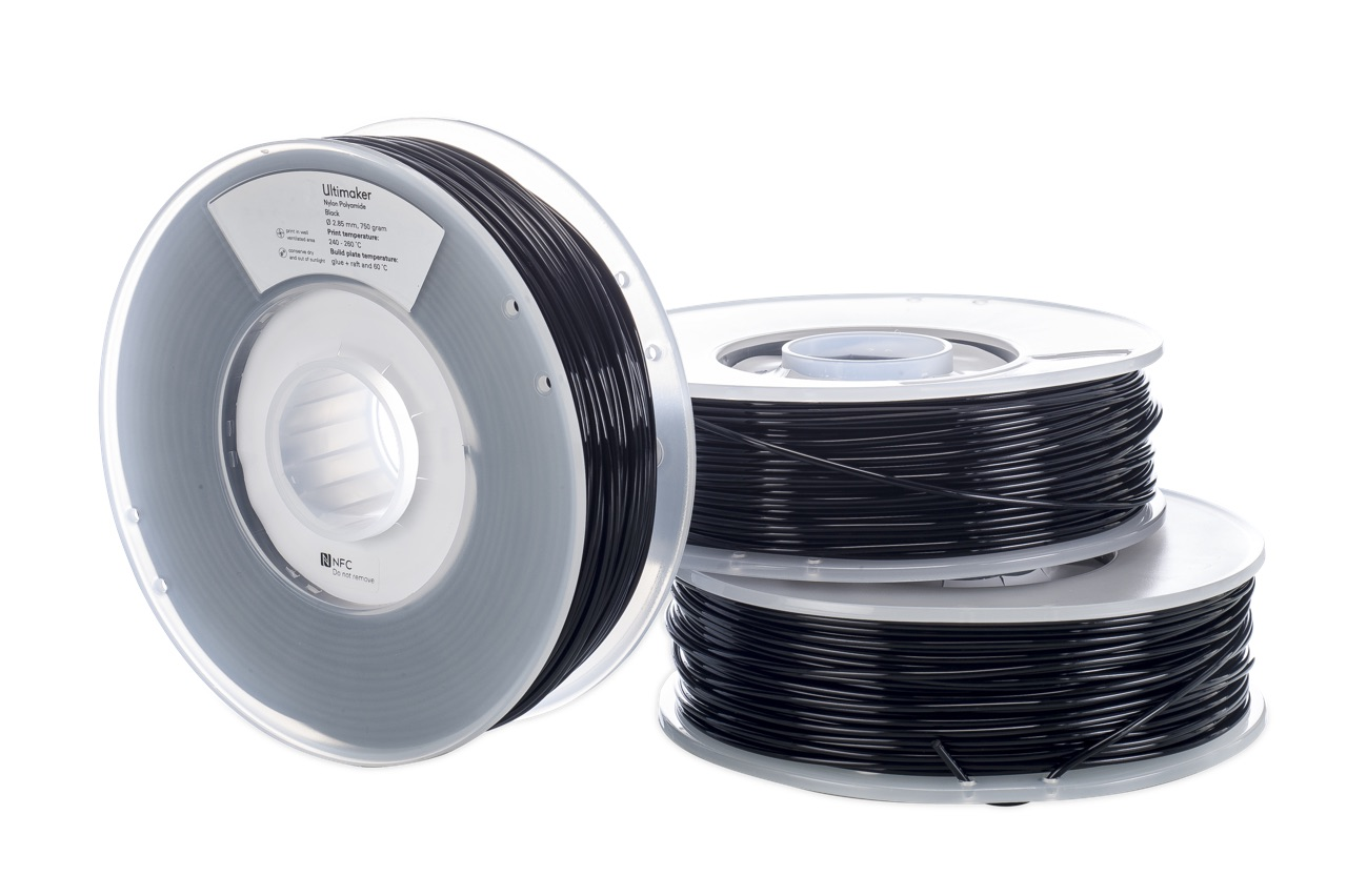 Ultimaker PA Black 750g Spool