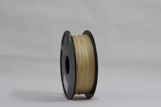 Wood filament, 3.0mm, 0.8kg/spool