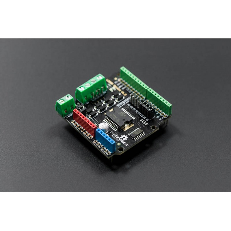 2x2A DC Motor Shield for Arduino