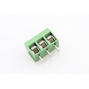 Screw Terminals 5mm Pitch - 3Pin (5pcs Pack)