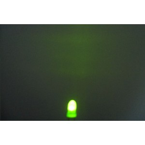 3mm Green LED - 10Pcs