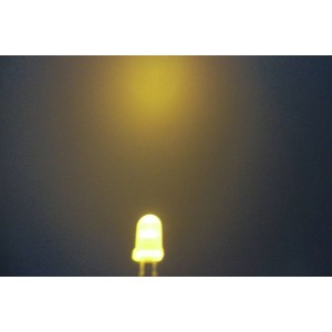 5mm Yellow LED - 10Pcs