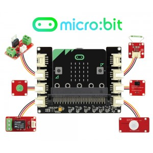Crowtail Starter Kit for Micro:bit