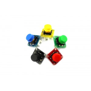 Crowtail- Button Pack