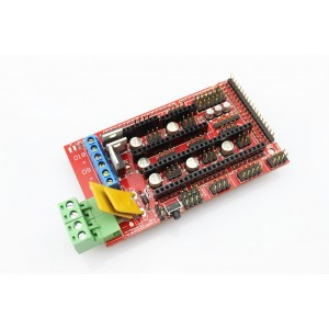 3D Printer RAMPS 1.4 Control Board Arduino Mega Shield