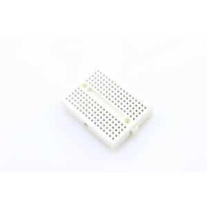 Mini Bread Board 4.5x3.5cm - White