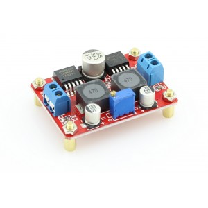 Boost And Buck Voltage Converter LM2577& LM2596
