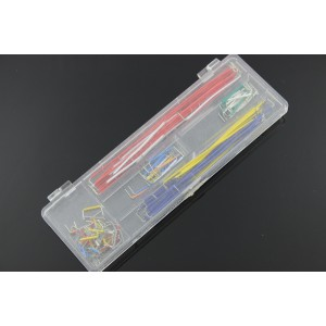 U Shape Jumper Wires(140pcs pack)