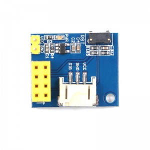 ESP8266 ESP-01S WS2812 RGB LED Module for Arduino