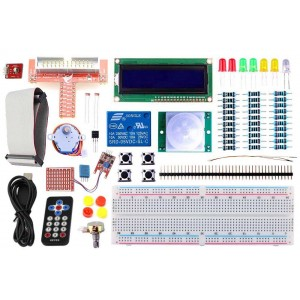 Basic Starter Kit for Raspberry Pi