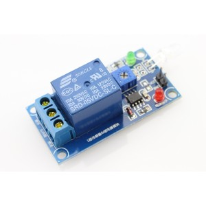 Light Controlled Relay Module