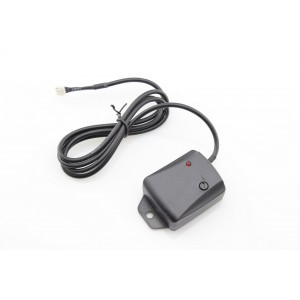 High sensitivity vibration sensor for vehicle