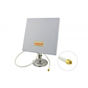 2.4GHz 14dbi Directional Panel Antenna kit for WiFi Router