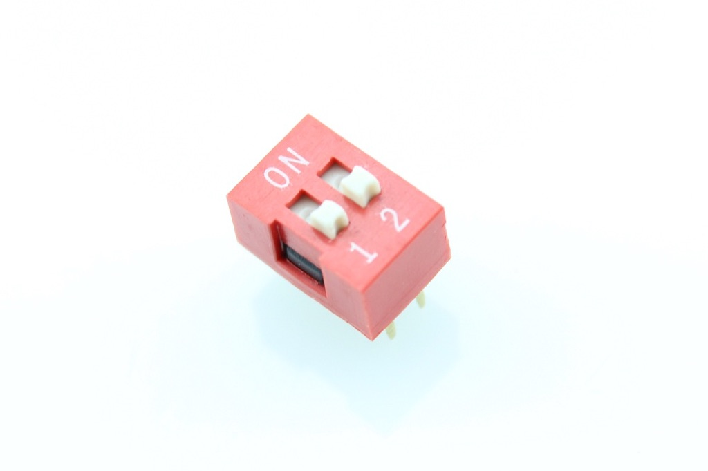 2 Positions DIP Switch (3pcs pack)