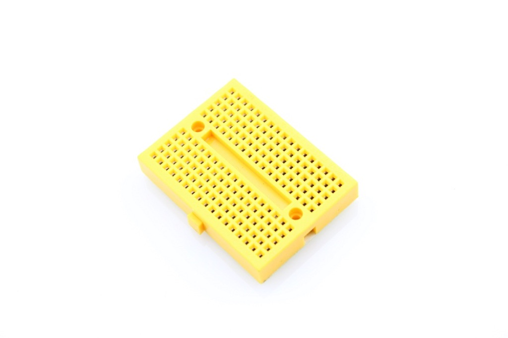 Mini Bread Board 4.5x3.5cm - Yellow