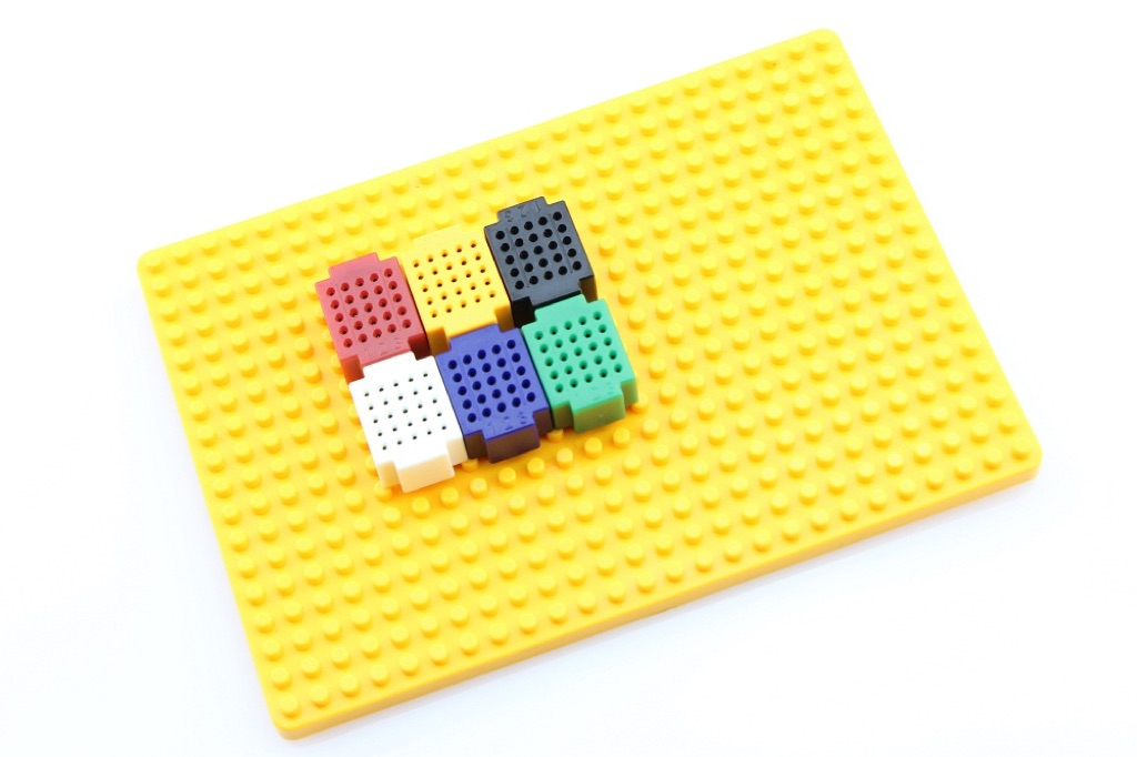 Tiny Breadboard Kit