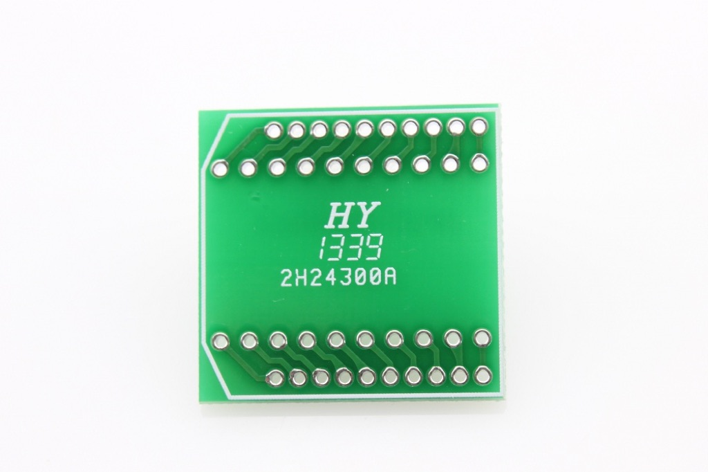 Xbee to 2.54 DIP Breakout Board