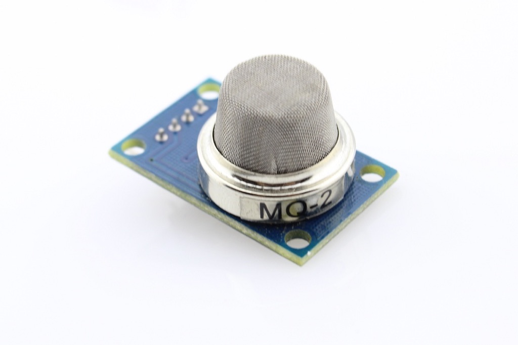 Analog Smoke/LPG/CO Gas Sensor(MQ2)
