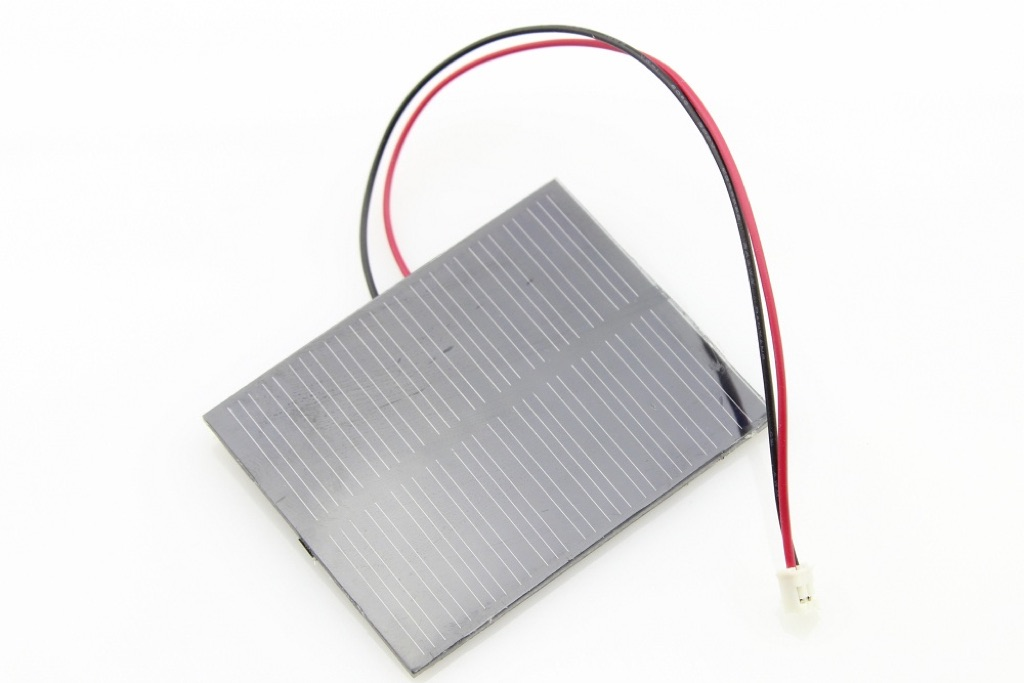 0.5W Solar Panel with Wires