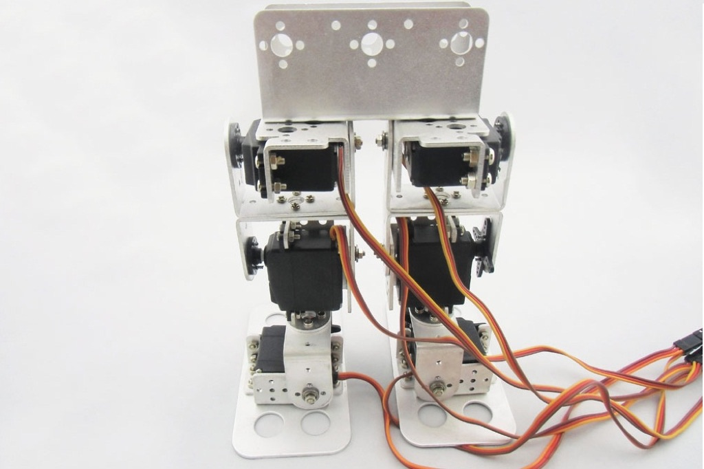 Biped Robot Kit (Without Servo)