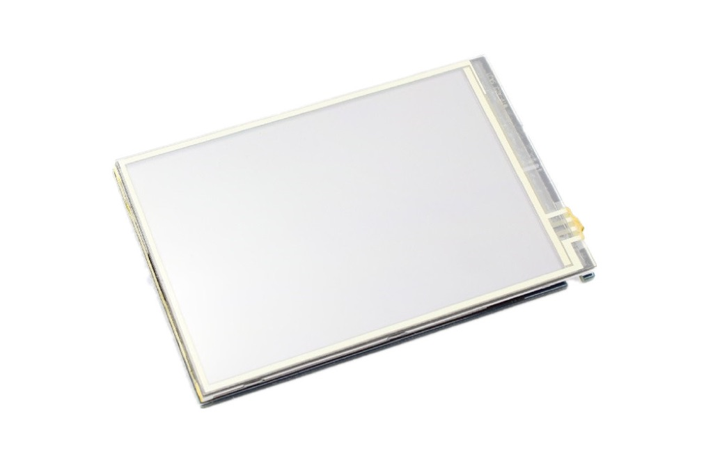 3.5 Inch 480x320 TFT Display with Touch Screen for Raspberry Pi