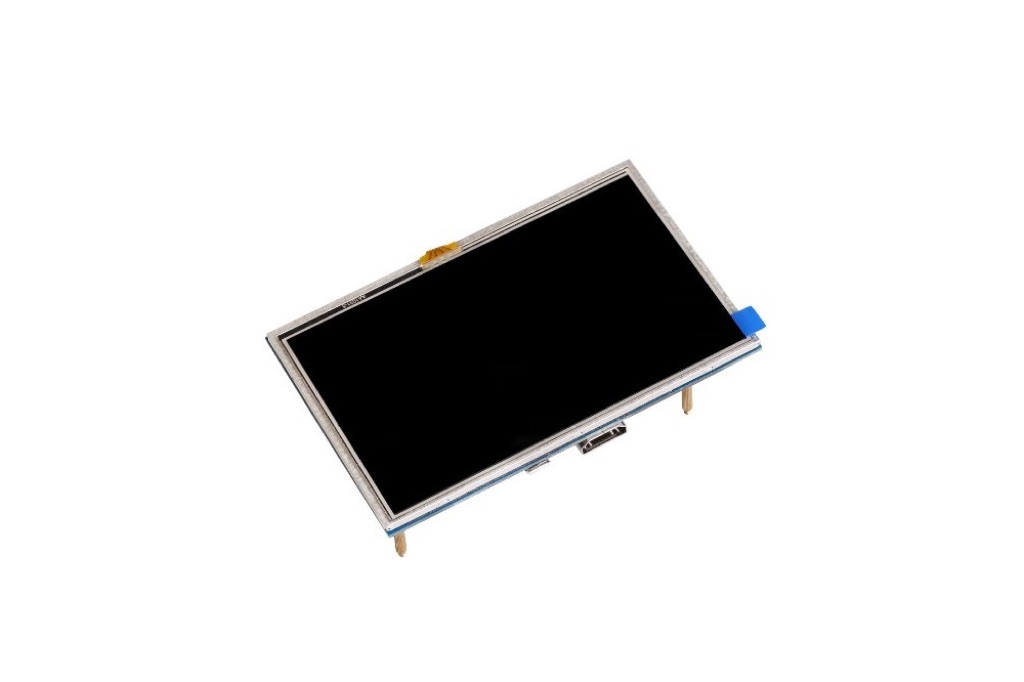 HDMI 5 Inch 800x480 TFT Display for Raspberry Pi B+