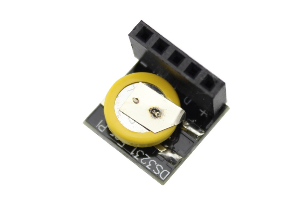 DS3231 High Precision RTC Clock Module for Raspberry Pi B+