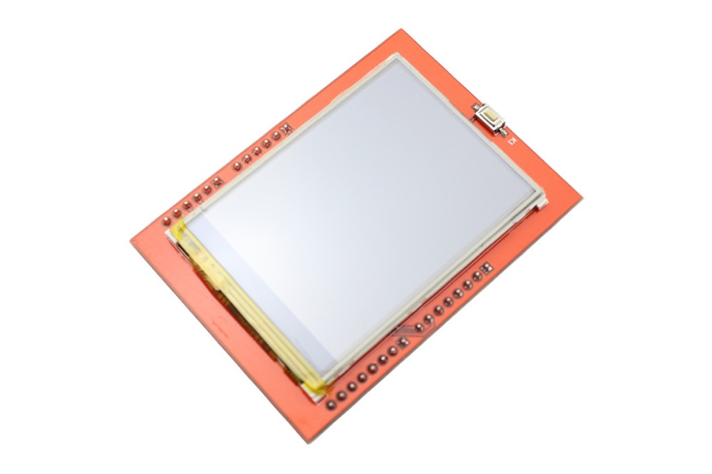 2.4 inch TFT Touch Shield for Arduino