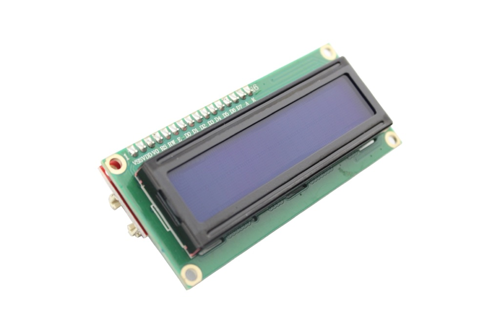 Crowtail- I2C LCD