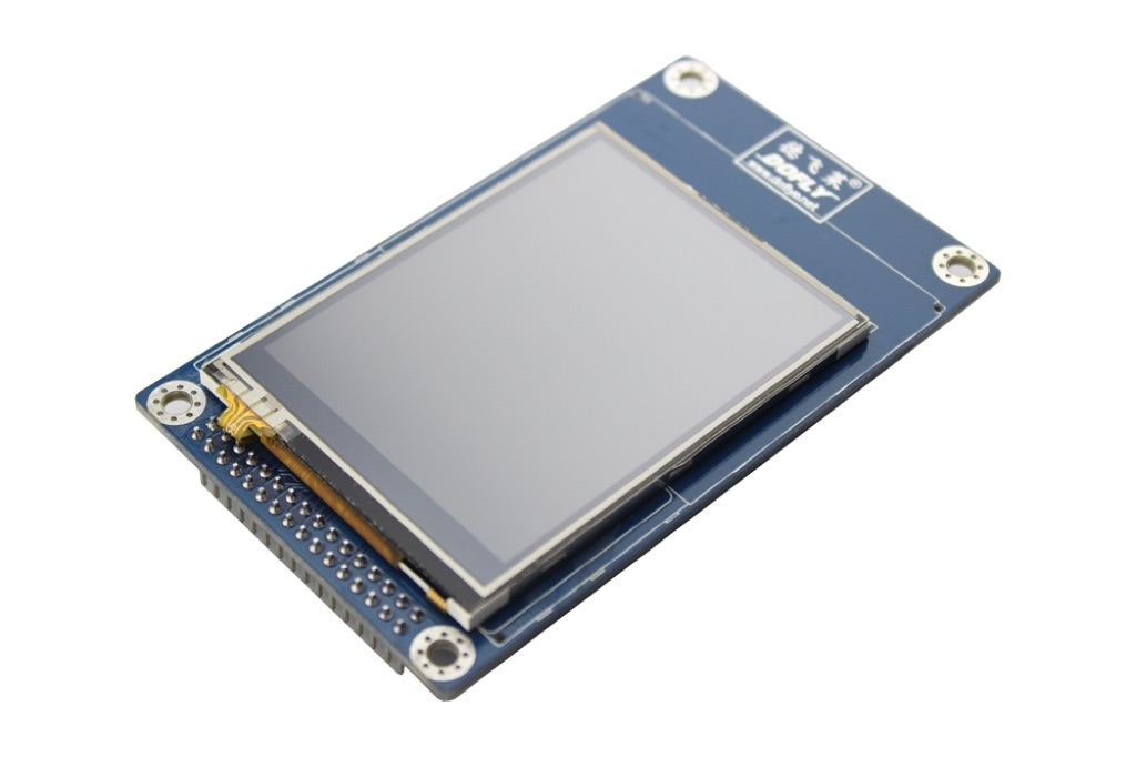 2.8 Inch 320 x 240 TFT TouchScreen for STM32 Development Board
