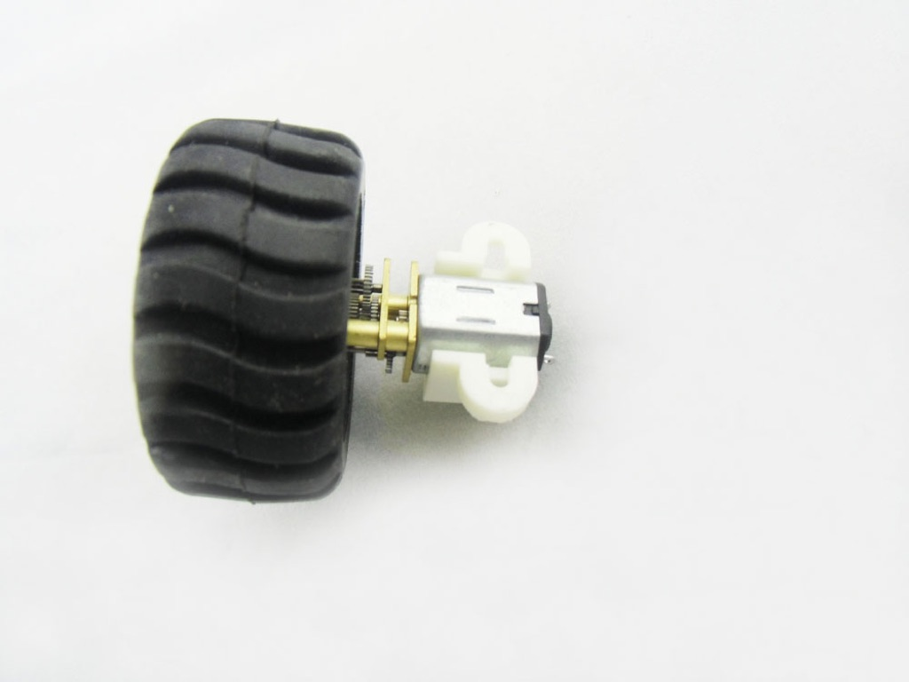 N20 Gear Motor Kit with Wheel