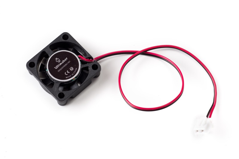 Hot End Cooling Fan 5VDC 0.008A