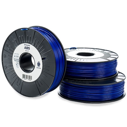 Ultimaker ABS 2.85mm, Blue 750g spool