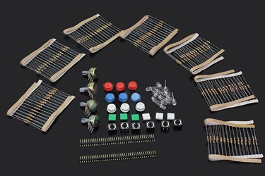 Component Kit for Arduino E3