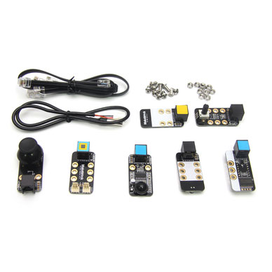Electronic Add-on Pack for Starter Robot Kit