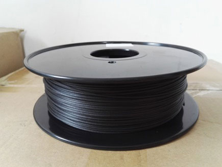 Carbon Fibre Filament, 3.0mm, 0.8kg/spool