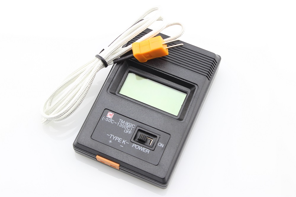 TM902C K Type Thermometer with Probe