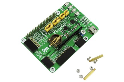 GPIO Expansion Board for Raspberry Pi B+/2B/3