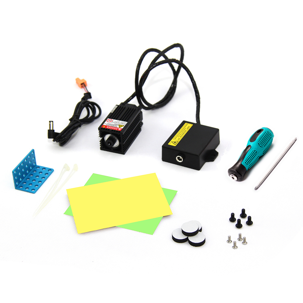 Laser Engraver Upgrade Pack for XY Plotter Robot Kit
