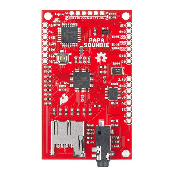 SparkFun Papa Soundie Audio Player - DEV-14554