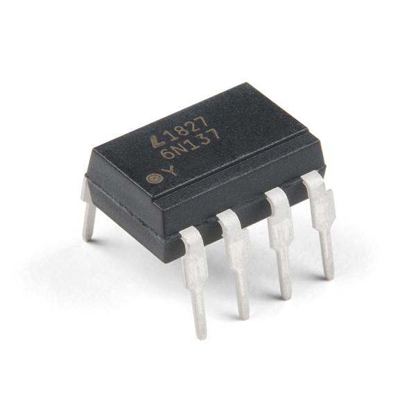 High Speed Optoisolator - 6N137