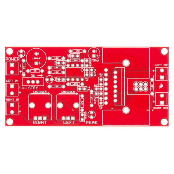SparkFun Audio Amplifier Kit - STA540 - KIT-09612