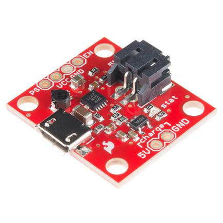 SparkFun Power Cell - LiPo Charger/Booster
