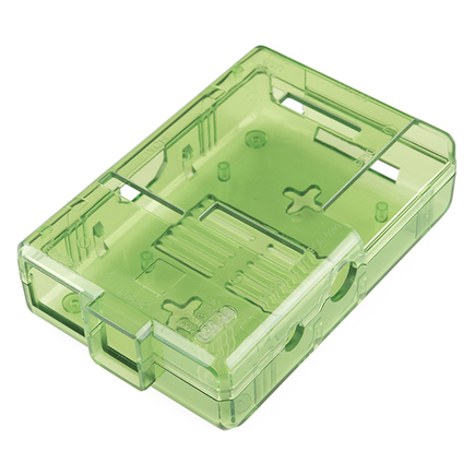 Pi Tin for the Raspberry Pi - Green
