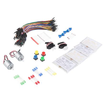 SparkFun Inventors Kit Parts Refill Pack