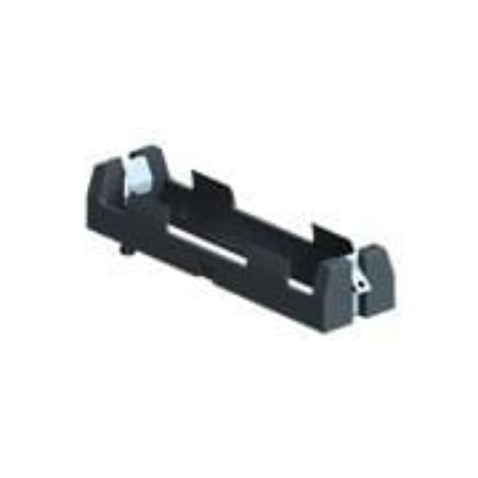 Battery Holder - 1x18650 (board mount)